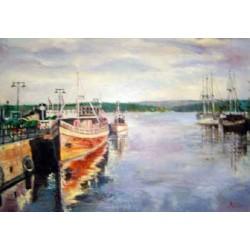 Loli Matilla - Puerto de Oslo