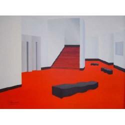 Jesús Escudero - Rojo, blanco y negro