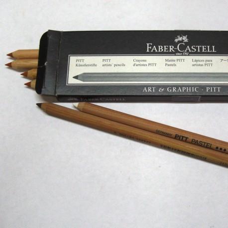 Lápiz Monocromo - PITT, Faber-Castell
