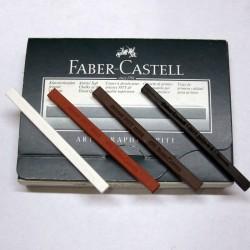 Tiza monocroma - PITT, Faber-Castell