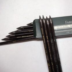 Lápiz Grafito puro - PITT, Faber-Castell