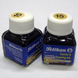 Tinta de dibujo sepia - Pelikan