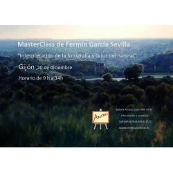Masterclass - Fermín García Sevilla - Interpretación de la fotografía y la luz natural