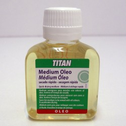 Medium Oleo 100ml - TITAN