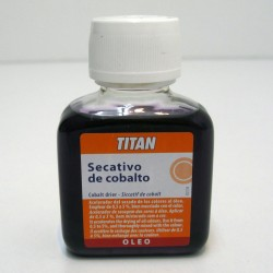 Secativo Cobalto 100ml - TITAN