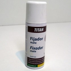 Spray Fijador 200ml - TITAN