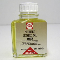 Aceite de Linaza Purificado 75ml - Royal Talens
