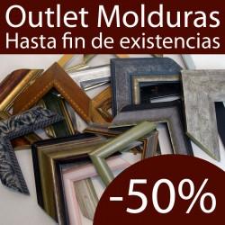 Outlet de Molduras al 50%