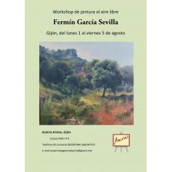 Workshop de Pintura al Aire Libre - Fermín García Sevilla