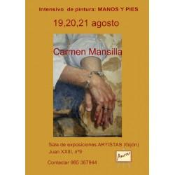 Intensivo de Pintura: Manos y Pies - Carmen Mansilla