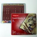 Pack de 24 lapices pastel - Derwent
