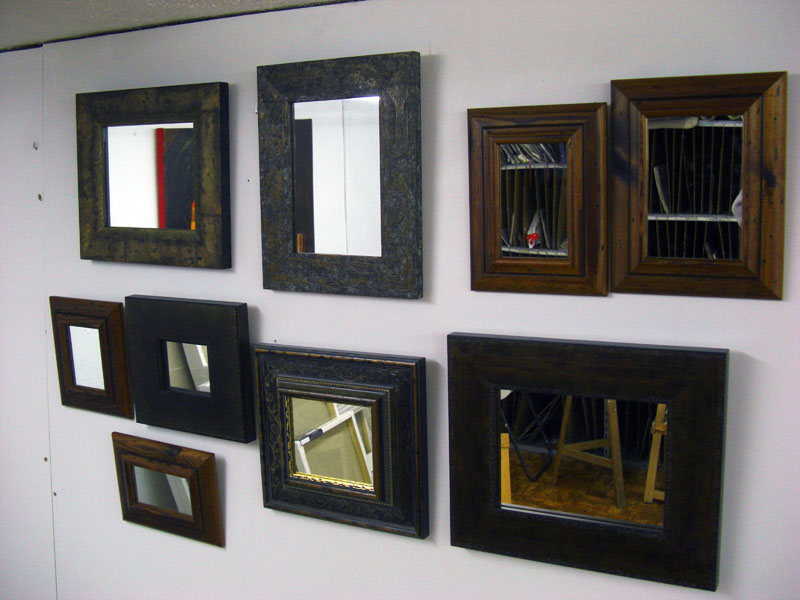 coleccion de espejos miniaturas en rebaja -50% outlet molduras