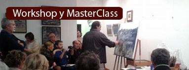 Masterclases, Cursos y Talleres
